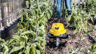 Como utilizar una motoazada