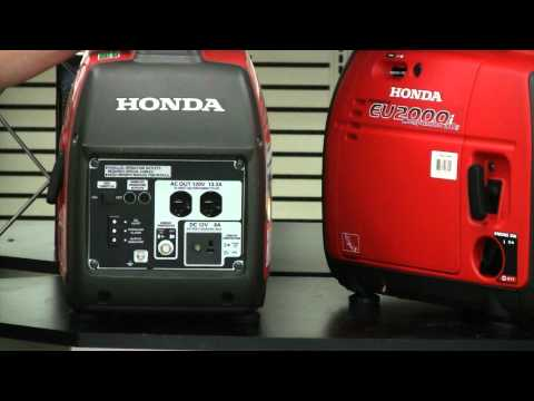 Buyer's Guide Honda Generator EU2000i