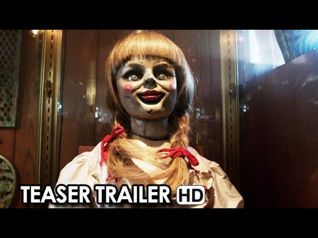 Annabelle Official Teaser Trailer (2014) HD