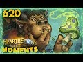 Bad RNG RECORD Hearthstone Daily Moments Ep 620