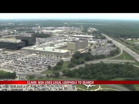 Letter: NSA Uses Legal Loophole to Search