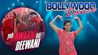 Balam Pichkari| Full Song Dance Steps| Yeh Jawaani Hai