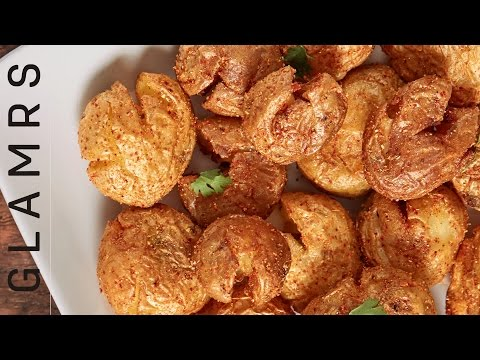 Delicious and easy Aloo Tuks | Crispy Fried Potatoes | Indian Potato Recipe