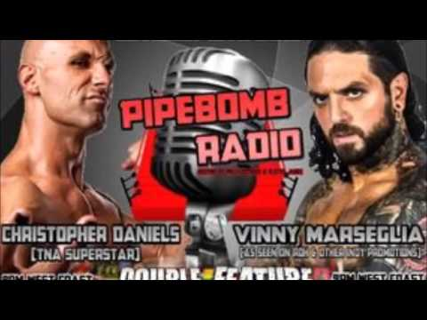 Pipebomb Radio with Christopher Daniels & Vinny Marseglia - October 15, 2013