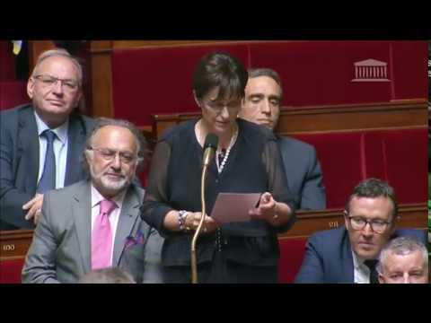 Mme Bérengère Poletti - Développement des voies navigables