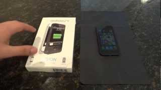 Maxboost Fusion Battery Case For The IPhone 5: Review