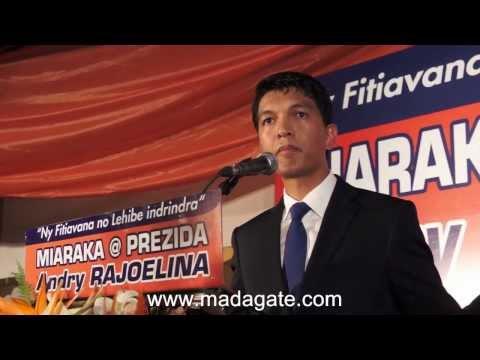 Andry Rajoelina. PMP hoe? 21.02.2014