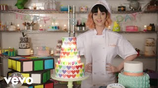 Katy Perry – Birthday (Lyric Video)