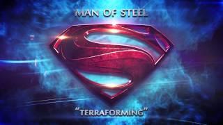 "Man Of Steel Movie Soundtrack ""Terraforming"" [HD"