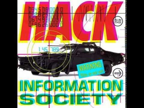 Information Society - Hack (Full Album)