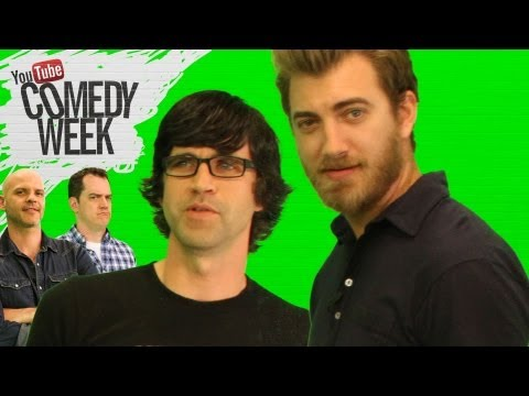 YouTube Comedy Week - Wednesday Rundown (#3)