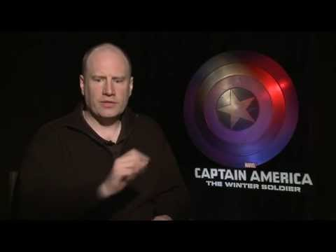 Interview: Marvel Head Kevin Feige on the future of the Marvel Universe