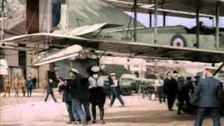 Prvá svetová vojna vo farbe 3- Krv vo vzduchu