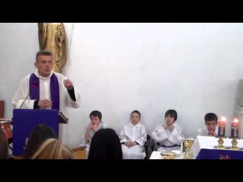 Duhovna obnova (25. ožujka 2014.) - don Ivan Filipović