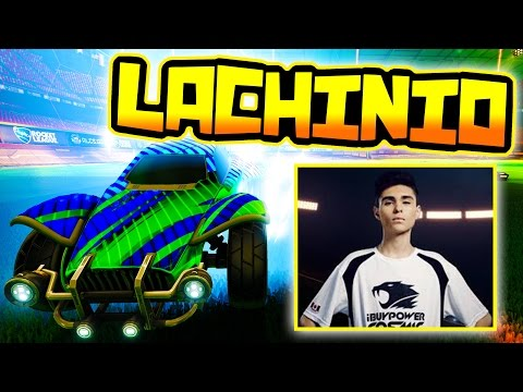 LACHINIO JOINS OUR ROCKET LEAGUE TEAM!?