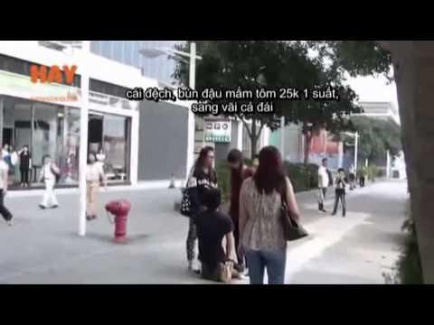 [sub Chế] Nam Thanh Niên Bị Người Yêu Tát Giữa Đường