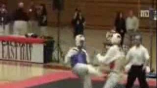 Taekwondo Fantastic Kick 2