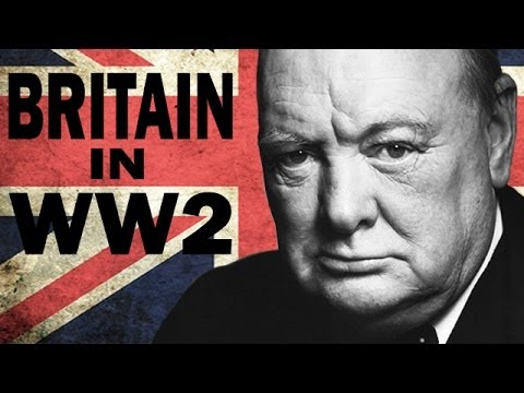Great Britain in World War 2 - Know Your Ally: Britain | US Documentary on the British People in WW2
