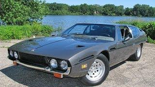 1973 Lamborghini Espada for Sale: Engine Sound and Exhaust Note
