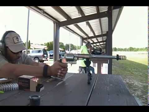 Shooting the Smith and Wesson 460XVR
