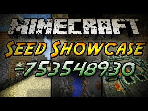 Minecraft Seed Showcase: 