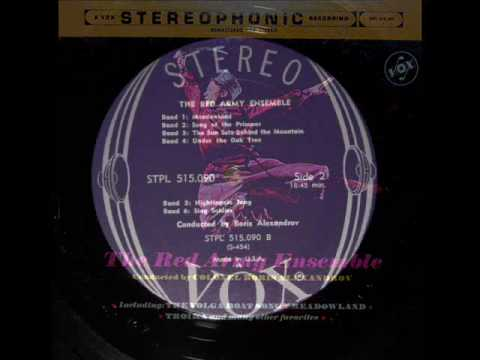 Red Army Ensemble: Meadowland (Vox, STPL 515.090, circa 1965)