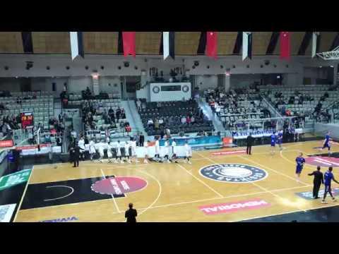 Dünya AIDS Günü Basketbol Maçında Kutlandı