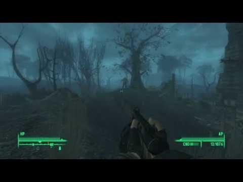 Fallout 3: Point Lookout. Разработчики демонстрируют одну из локаций.