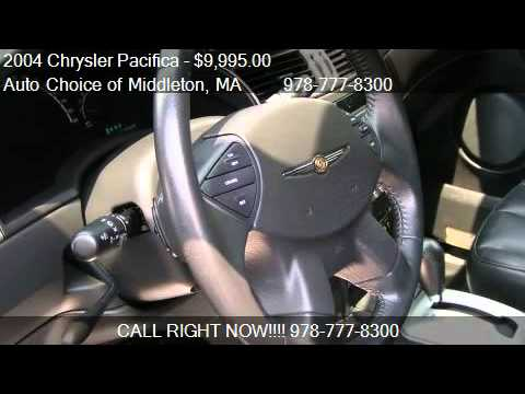 2004 Chrysler Pacifica AWD - for sale in Middleton, MA 01949