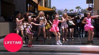 Dance Moms: ALDC vs. Candy Apples Dance Off  (Season 4 Flashback)   Lifetime