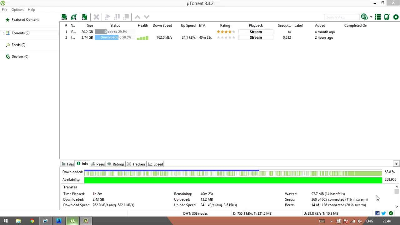 Utorrent 3 3 3 auto preferences updater youtube