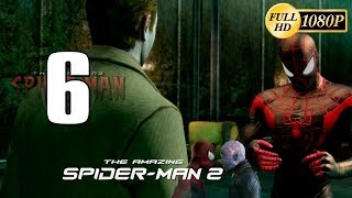 The Amazing Spiderman 2 Walkthrough Parte 6 Gameplay