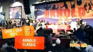 Arnold Classic Show 2011