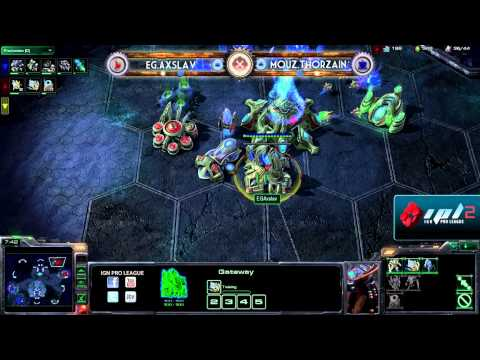 IPL 2 - Winners: Round 1 - Axslav vs ThorZaIn - Game 3 of 3
