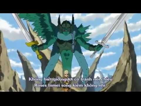 [Vietsub] Blue Dragon Tập 28 | Phim Hoạt Hình Nhật Bản