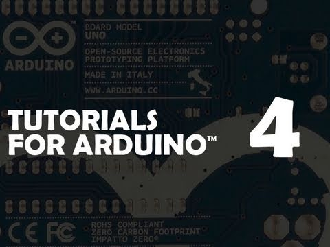 Arduino Tutorial 04: Analog Inputs