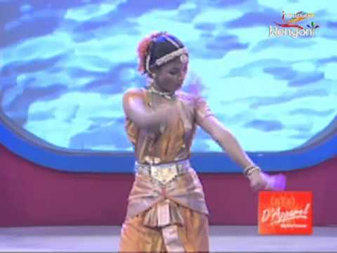 JUNIOR SUPER DANCER Epi 4 Part 1 RENGONI TV
