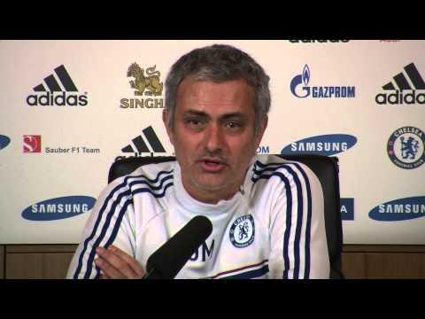 Jose Mourinho: I hope West Ham stay up