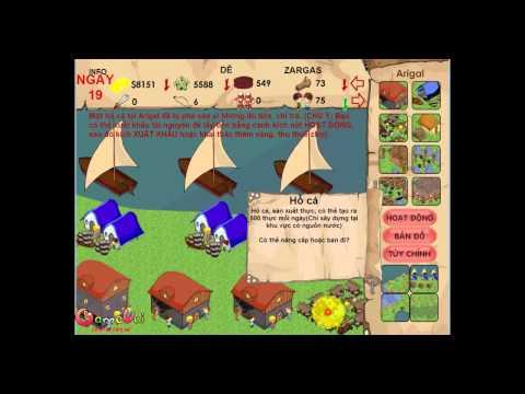Hướng dẫn chơi Game Đế chế - Gamevui