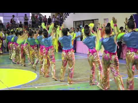 Daragang Magayon Festival 2014 Opening Program Day 1