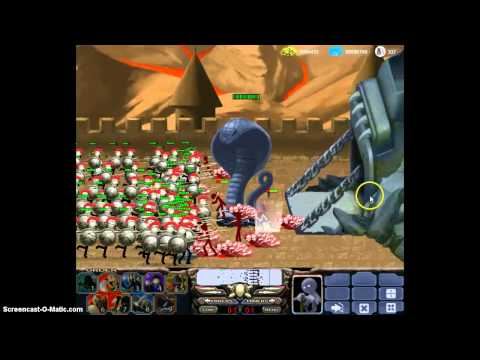 Stick War 2 Hacked!!-Part 5: Medusa's End