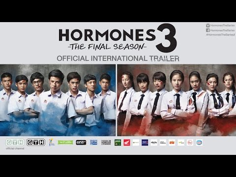 HORMONES 3 THE FINAL SEASON Official International Trailer
