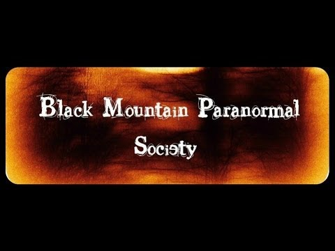 Black Mountain Paranormal Society photos.