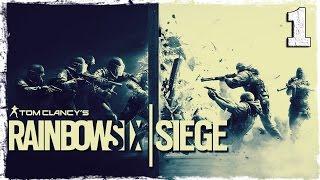 Прохождение игры Rainbow Six: Siege (PS4 BETA).