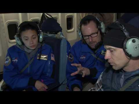 U.S. Educators Discover Infrared Astronomy Aboard SOFIA