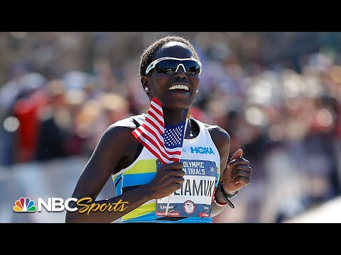 Unexpected qualifiers emerge from US Olympic Marathon Trials I NBC Sports
