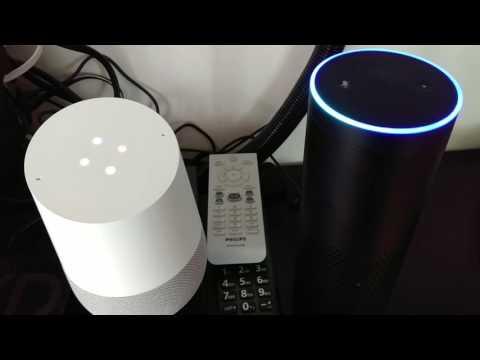 Google Home/Amazon Echo Easter Egg!