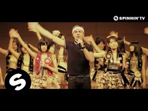 Martin Solveig & Dragonette ft. Idoling - Big In Japan