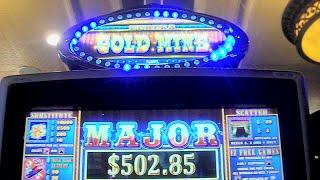 Eureka Gold Mine NEW SLOT MACHINE Bonus + Jackpot Feature