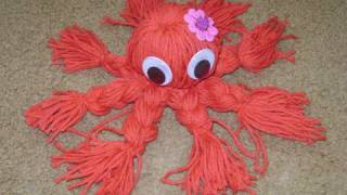 How To Make A Japanese Yarn Octopus EP